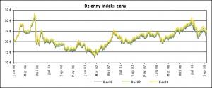 Dzienny indeks ceny