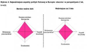 Najważniejsze aspekty polityki flotowej w Europie / źródło: TNS OBOP