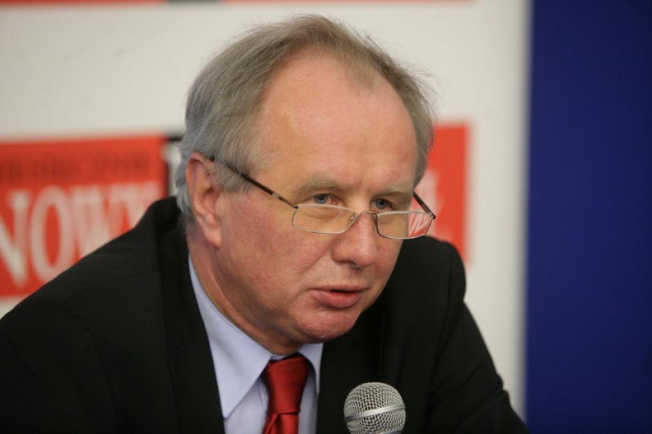 Jerzy Markowski - były Wiceminister Gospodarki