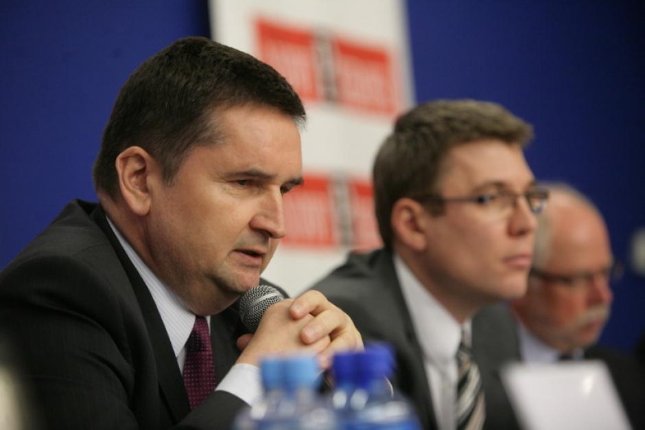 Stanisław Gajos - Prezes Zarządu, Katowicki Holding Węglowy SA