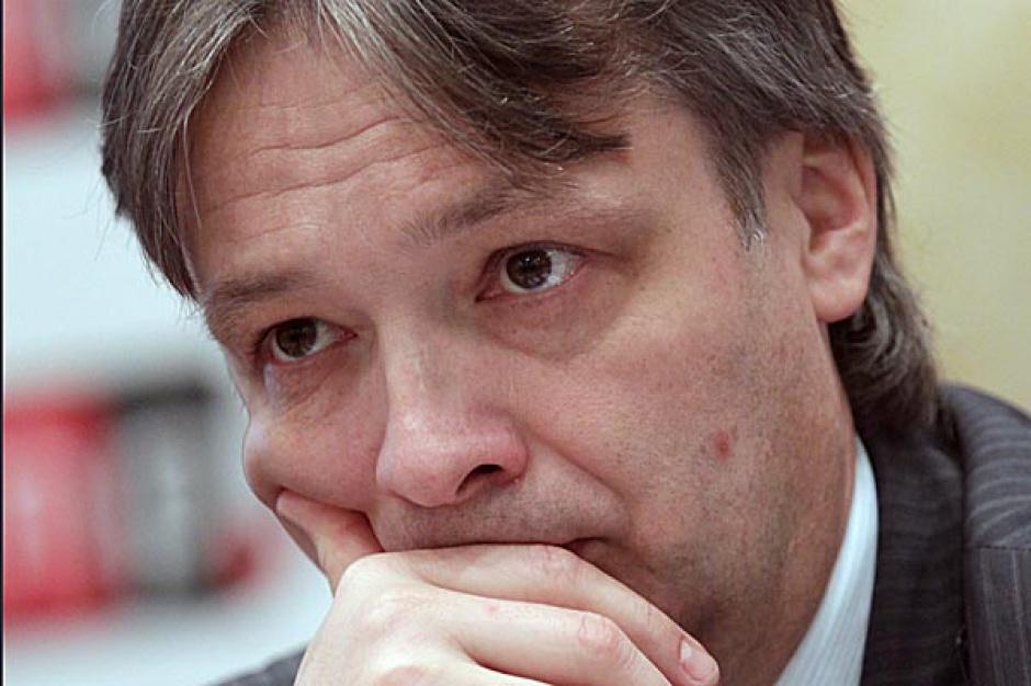 Petr Ivánek - prezes zarządu, CEZ Polska