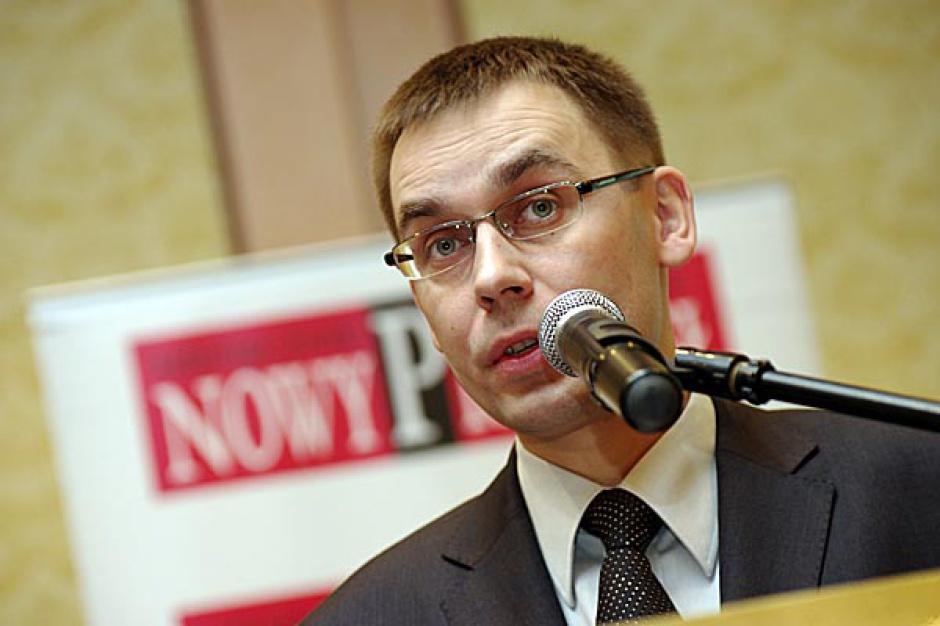 Wojciech Kuśpik - prezes zarządu PTWP, wydawca miesięcznika