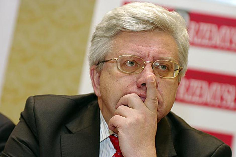 Jerzy Pruski - prezes zarządu, PKO Bank Polski SA