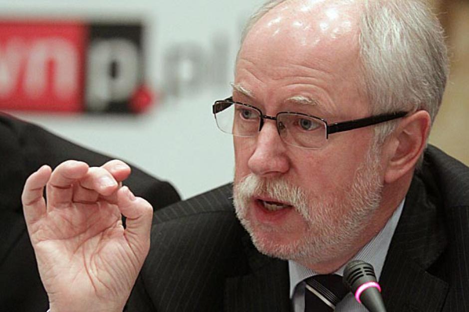 Jacek Socha - Minister Skarbu Państwa w latach 2004-2005, partner, wiceprezes, PricewaterhouseCoopers