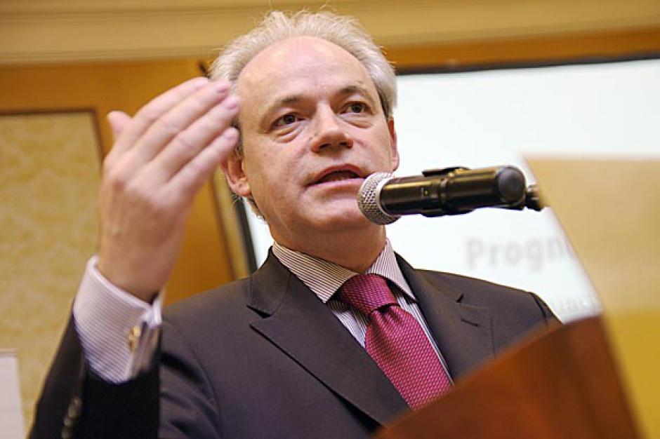 Adam Szejnfeld - sekretarz stanu w Ministerstwie Gospodarki
