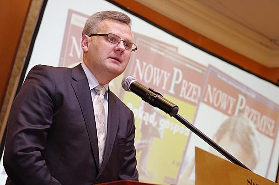 Aleksander Grad - Minister Skarbu Państwa