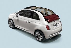 """Fiat 500C przejmuje wszystkie najlepsze cechy starszego """"brata"""""""