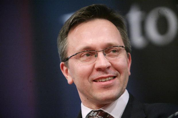 Krzysztof Rybiński: Ekonomia to przeżytek