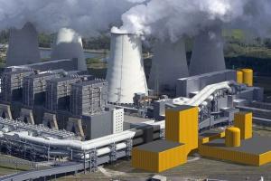 Szwedzki koncern Vattenfall wdrożył pilotażową instalację CCS w niemieckiej elektrowni Schwarze Pumpe.