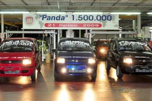 Fiat kończy produkcję Pandy z silnikiem Diesla o pojemności 1,3 litra
