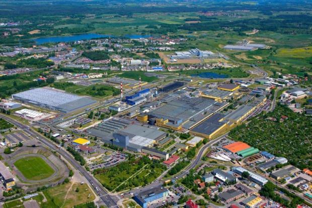 210 mln zł na ciepłownię gazową i gazociąg w fabryce Michelin