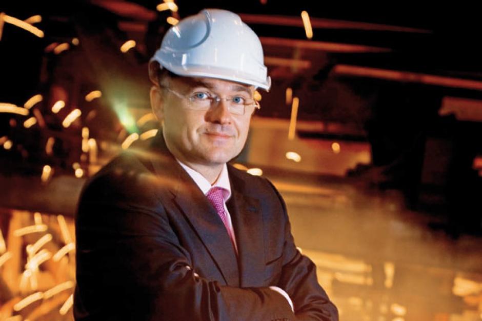 - W naszej branży kryzys jest nadal odczuwalny, choć zapotrzebowanie na wyroby stalowe na początku tego roku nieco wzrosło - ocenia Przemysław Sztuczkowski, prezes Złomrexu. - Wszyscy się obawiają, że znowu dojdzie do pogorszenia sytuacji rynkowej.