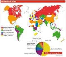Światowe zasoby ropy naftowej