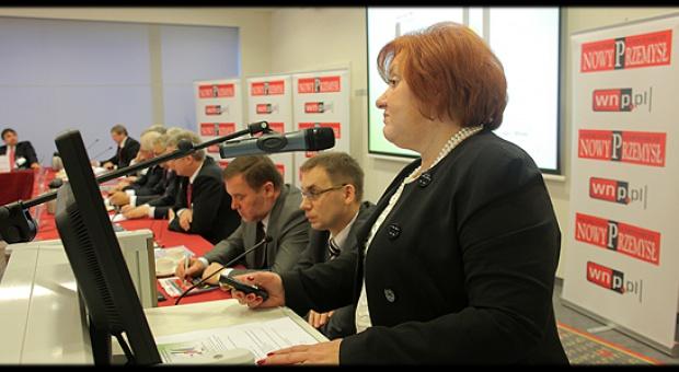 """Konferencja """"Górnictwo 2010"""" - sesje:  """"Trendy..."""" oraz """"Stretegie rządu dla górnictwa..."""""""