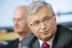 Andrzej Warzecha nie jest już prezesem koksowni Victoria