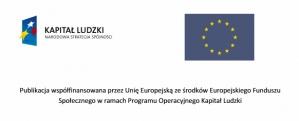 """Projekt """"Kampania informacyjno-promocyjna osiągnięć nauki i transferu wiedzy"""" współfinansowany jest ze środków Unii Europejskiej w ramach Europejskiego Funduszu Społecznego"""