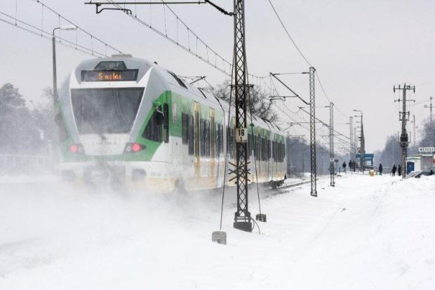 Czego nie wiadomo o mroźnych zimach na kolei