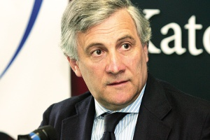 Antonio Tajani - od rzecznika Berlusconiego do szefa europarlamentu