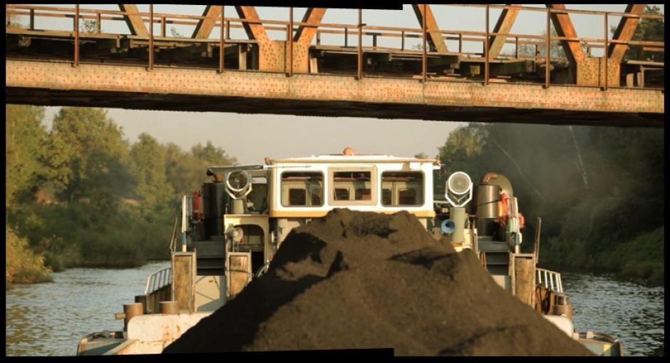 Zdjęcie numer 1 - galeria: Kanał Gliwicki - droga wodna teraz głównie dla węgla