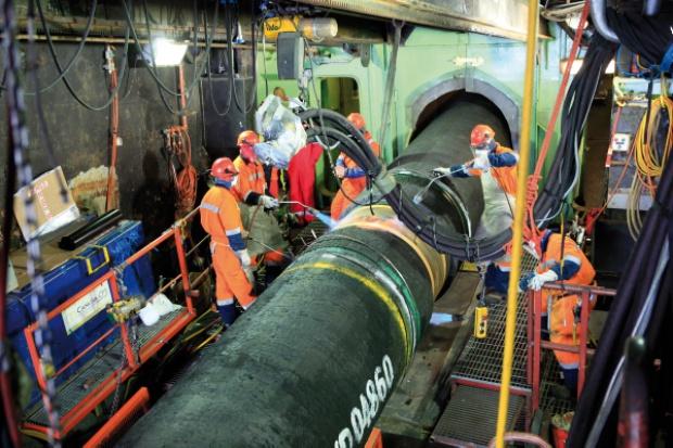 Gazprom: włoski Saipem jednym z pretendentów do budowy Nord Stream 2