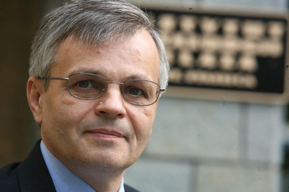 Wojciech Szulc  Instytut Metalurgii Żelaza   - Inwestycje lub ich brak zdeterminują pozycję konkurencyjną polskiego sektora hutnictwa stali.
