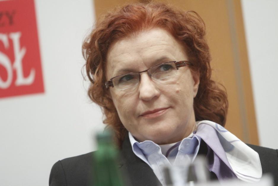 Halina Pupacz - Prezes, Polska Izba Paliw Płynnych