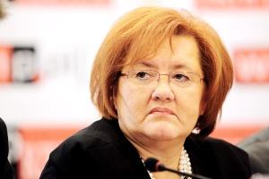 <b>Joanna Strzelec-Łobodzińska<br> prezes zarządu Kompanii Węglowej SA</b><br><br>  - Dotychczasowa polityka wobec górnictwa spowodowała, że wydobycie węgla w Polsce jest znacznie niższe od tego sprzed lat. A zatem import węgla to obecnie konieczność. Zwiększanie jego wydobycia jest więc słuszne.