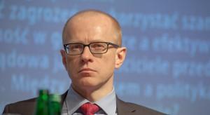 Były prezes GPW zrezygnował z ważnego stanowiska w Rumunii