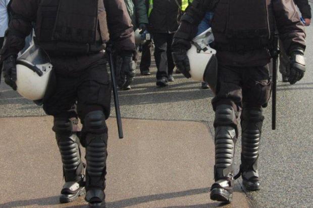Umorzono śledztwo ws. interwencji policji przed siedzibą JSW