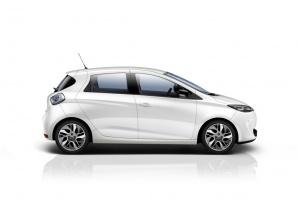 ZOE to pojazd Renault zaprojektowany od początku do końca jako auto elektryczne / foto: Renault