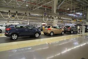 Słowacka fabryka produkuje m.in. najpopularniejszy model marki Kia - cee'd, a poza tym Vengę i Sportage / foto Kia