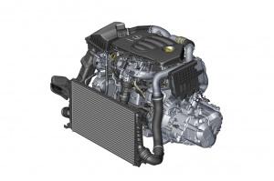 Silnik Astry OPC to zmodyfikowana jednostka znana z modelu Insignia / foto: Opel