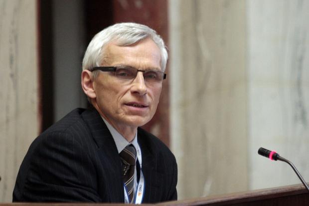 Marcin Święcicki został rzecznikiem praw przedsiębiorców na Ukrainie