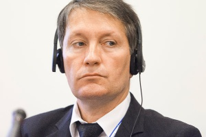 <b>Bruno Blotas<br /> Areva</b><br /><br />  - Wierzymy w dobrą przyszłość energetyki jądrowej na świecie. Elektrownie jądrowe nie emitują CO<sub>2</sub>, zapewniają stabilne dostawy energii po przewidywalnych kosztach.