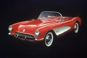 Chevy Corvette z 1957 r. / foto: GM