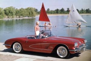 Corvette z 1960 r. / foto: GM