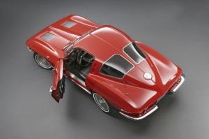 Corvette z 1963 r. / foto: GM