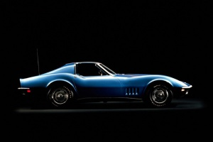 Corvette Stingray z 1967 r. /foto: GM