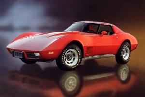 Corvette z 1977 r./ foto: GM