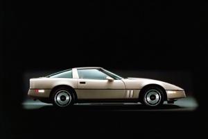 Corvette z 1984 r./ foto: GM