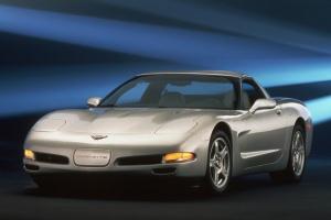 Corvette 1997 / foto: GM