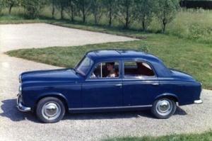 Pininfarina dla Peugeot - na początku był 403 z 1951 r. / foto: Peugeot