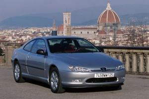 Model 406 - są linie, które długo się nie zestarzeją / foto: Peugeot