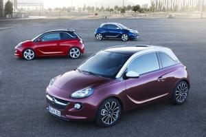 Nietrudno domyślić się z którymi modelami będzie konkurować ADAM / foto: Opel