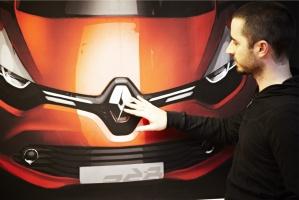 Nowy design Renault, fot. C BROSSARD, Yannick
