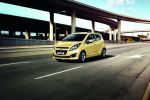 Chevrolet Spark / foto: Chevrolet