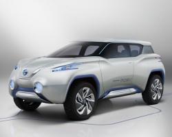 Nissan TeRRa / foto: Nissan