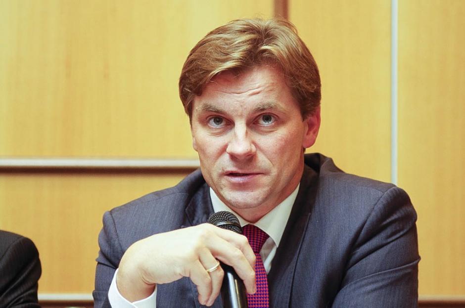Marek Woszczyk  prezes Urząd Regulacji Energetyki
