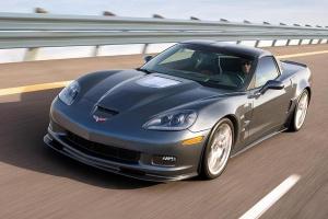 Corvette ZR1 / foto: Chevrolet