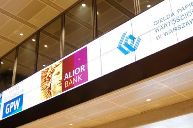 PZU zwiększył do 25,23 proc. zaangażowanie w Alior Banku